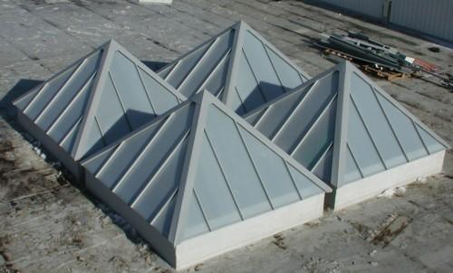 Luminatoare tip banda din placi de policarbonat DANPALON - Poza 47