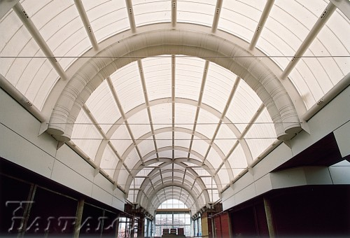 Luminatoare tip banda din placi de policarbonat DANPALON - Poza 49