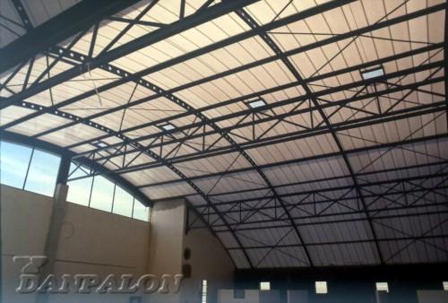 Luminatoare tip banda din placi de policarbonat DANPALON - Poza 54