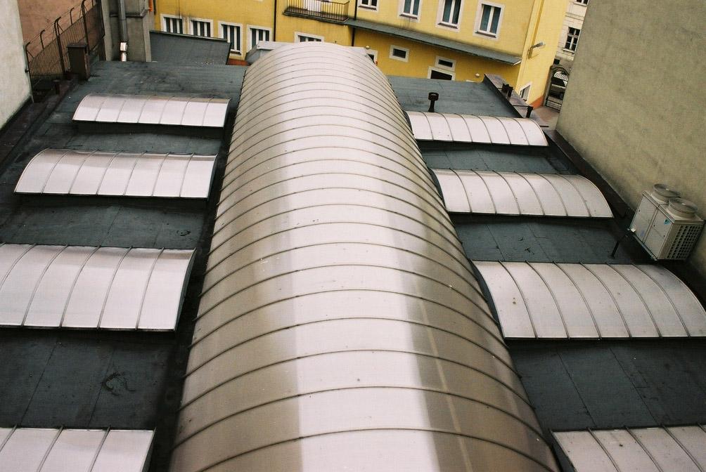 Luminatoare tip banda din placi de policarbonat DANPALON - Poza 69