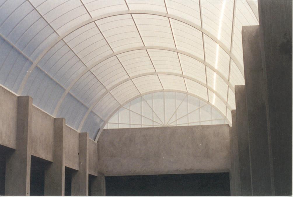 Luminatoare tip banda din placi de policarbonat DANPALON - Poza 72