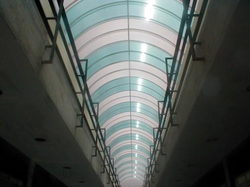 Luminatoare tip banda din placi de policarbonat DANPALON - Poza 75