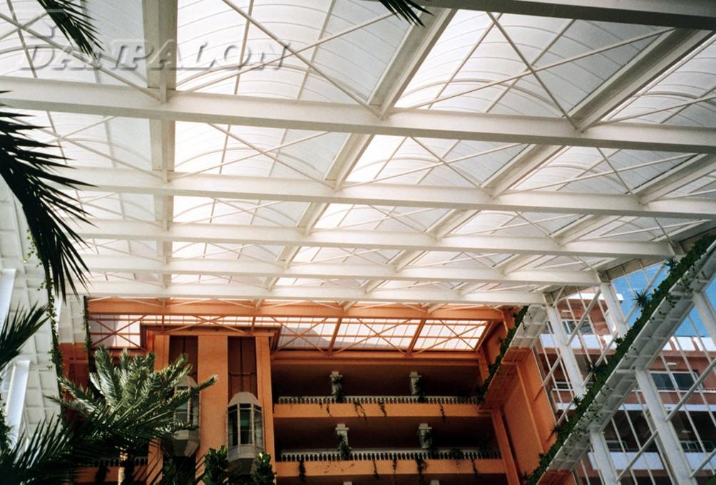 Luminatoare tip banda din placi de policarbonat DANPALON - Poza 93