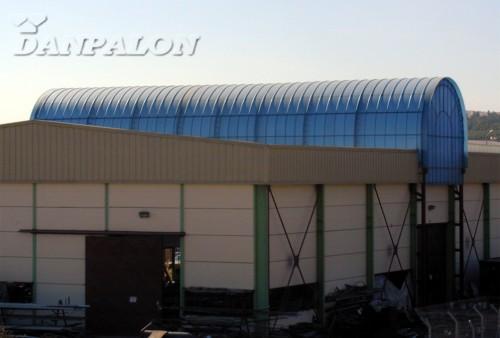 Luminatoare tip banda din placi de policarbonat DANPALON - Poza 113