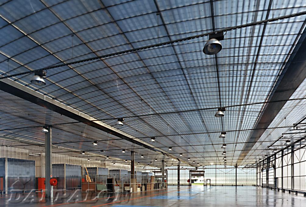 Luminatoare tip banda din placi de policarbonat DANPALON - Poza 120