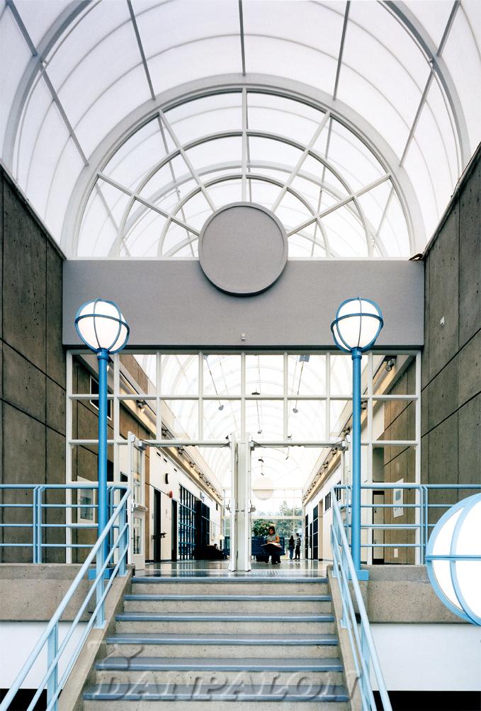 Luminatoare tip banda din placi de policarbonat DANPALON - Poza 122