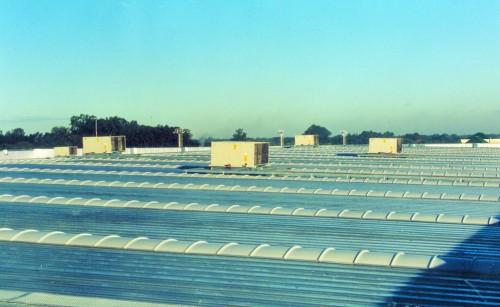 Luminatoare tip banda din placi de policarbonat DANPALON - Poza 125
