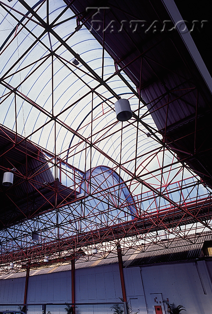 Luminatoare tip banda din placi de policarbonat DANPALON - Poza 145