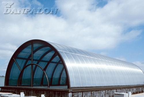 Luminatoare tip banda din placi de policarbonat DANPALON - Poza 147