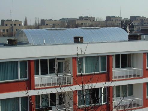 Luminatoare tip banda din placi de policarbonat DANPALON - Poza 152