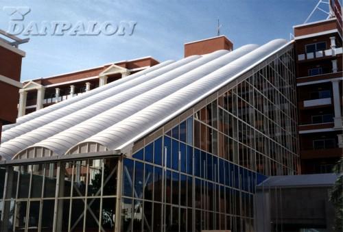 Luminatoare tip banda din placi de policarbonat DANPALON - Poza 161