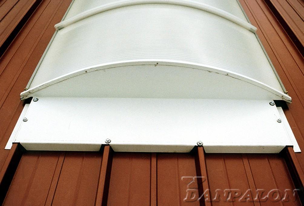 Luminatoare tip banda din placi de policarbonat DANPALON - Poza 168
