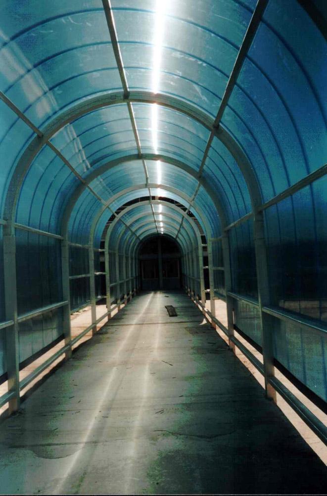 Luminatoare tip banda din placi de policarbonat DANPALON - Poza 171