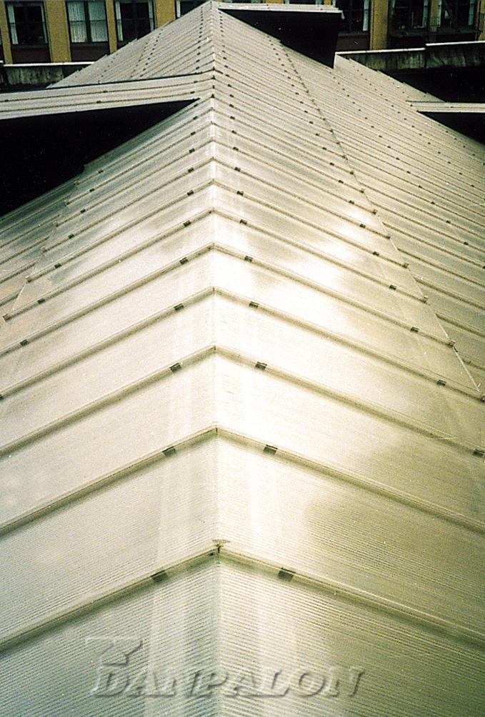 Luminatoare tip banda din placi de policarbonat DANPALON - Poza 177