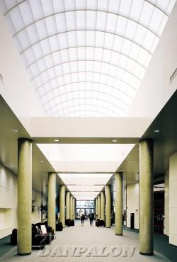 Luminatoare tip banda din placi de policarbonat DANPALON - Poza 184