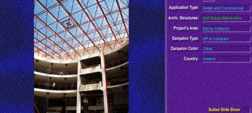 Luminatoare autoportante din placi de policarbonat DANPALON DANPALON - Poza 7
