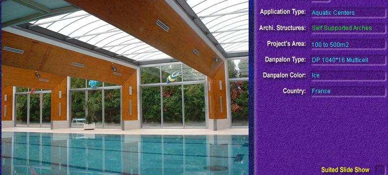Luminatoare autoportante din placi de policarbonat DANPALON DANPALON - Poza 8