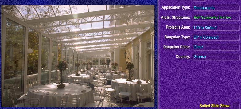 Luminatoare autoportante din placi de policarbonat DANPALON DANPALON - Poza 9