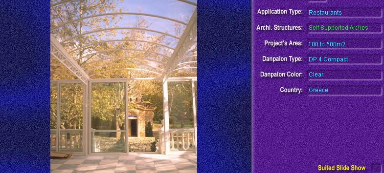 Luminatoare autoportante din placi de policarbonat DANPALON DANPALON - Poza 10