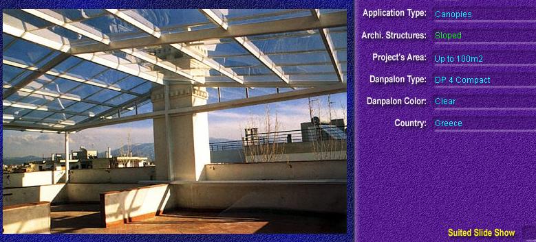 Luminatoare cu panta, din placi de policarbonat COMPACT DANPALON - Poza 3
