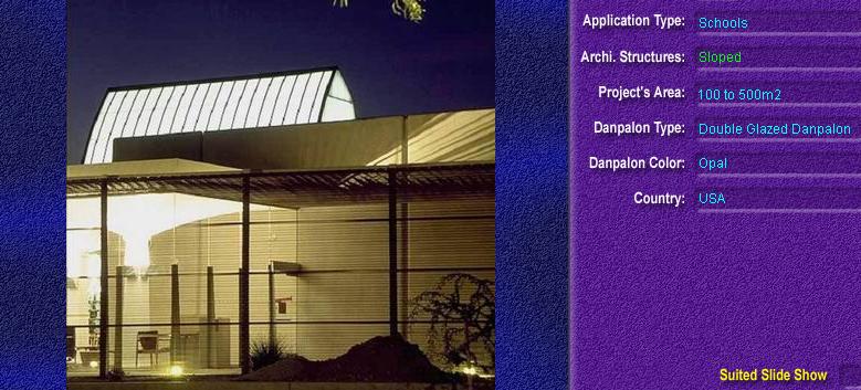 Luminatoare cu panta, din placi de policarbonat DOUBLE GLAZURED DANPALON - Poza 11