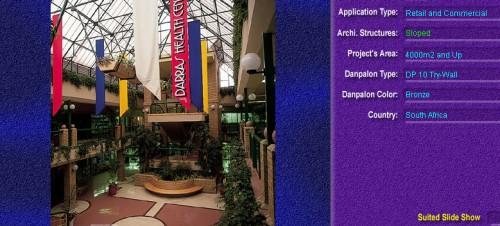 Luminatoare cu panta, din placi de policarbonat TRY WALL DANPALON - Poza 8