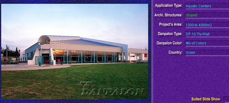 Luminatoare cu panta, din placi de policarbonat TRY WALL DANPALON - Poza 24