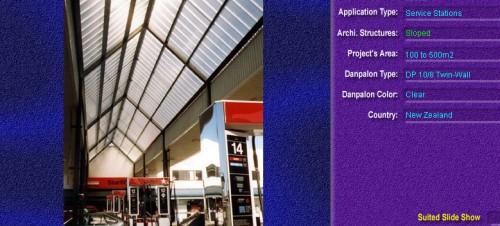 Luminatoare cu panta, din placi de policarbonat TWIN WALL DANPALON - Poza 2