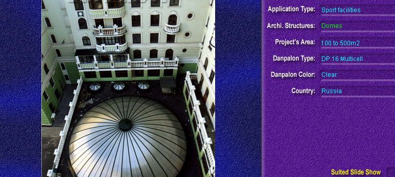 Luminatoare pentru cladiri rezidentiale, din placi de policarbonat MULTICELL DANPALON - Poza 4