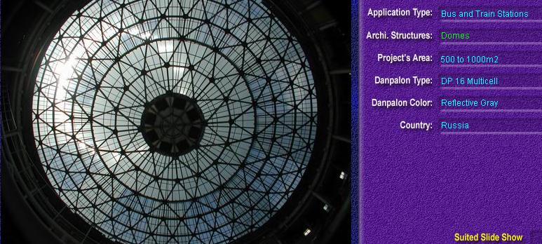 Luminatoare pentru cladiri rezidentiale, din placi de policarbonat MULTICELL DANPALON - Poza 10