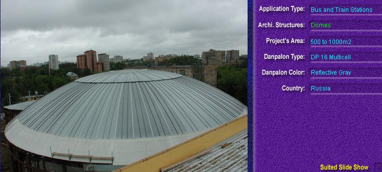 Luminatoare pentru cladiri rezidentiale, din placi de policarbonat MULTICELL DANPALON - Poza 12