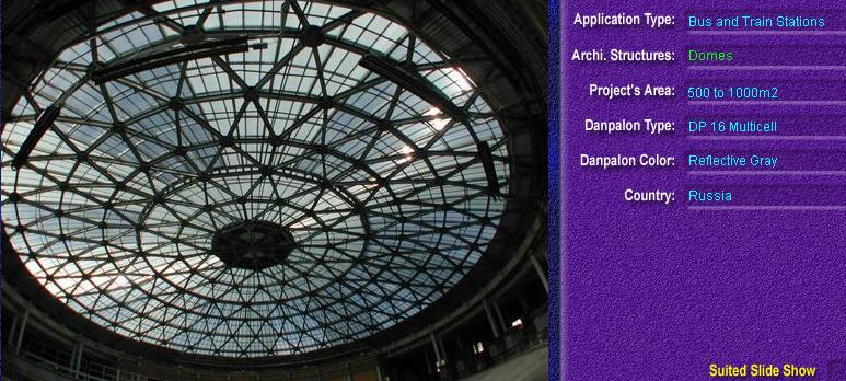 Luminatoare pentru cladiri rezidentiale, din placi de policarbonat MULTICELL DANPALON - Poza 13