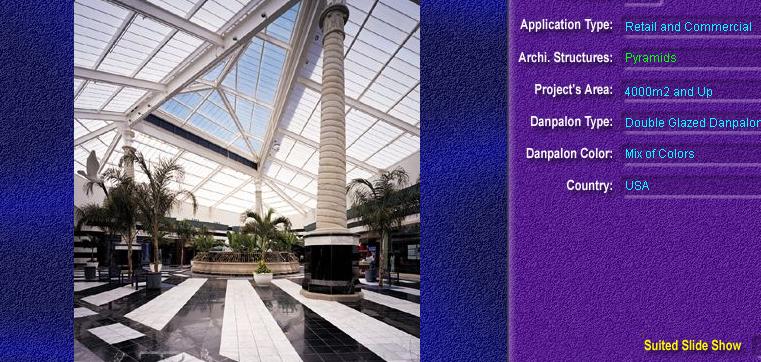 Luminatoare tip piramida, din placi de policarbonat DOUBLE GLAZURED DANPALON - Poza 6