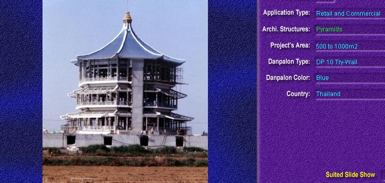 Luminatoare tip piramida, din placi de policarbonat TRY WALL DANPALON - Poza 15