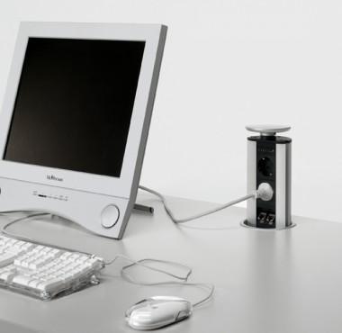 Exemple de utilizare Accesorii pentru mobilier DELLA VALENTINA OFFICE - Poza 1