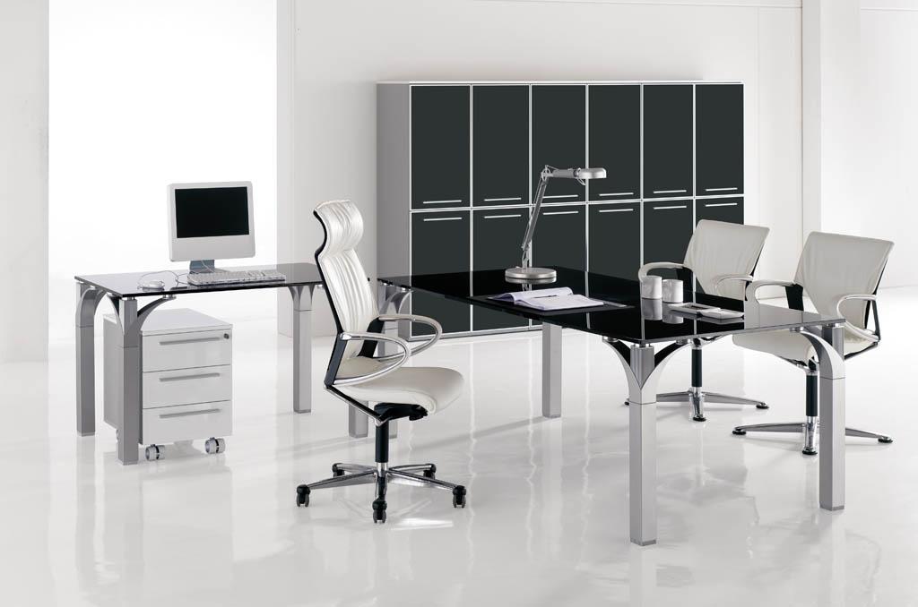 Mobilier pentru birouri executive DELLA VALENTINA OFFICE - Poza 1