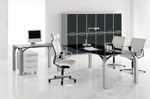 Exemple de utilizare Mobilier pentru birouri executive DELLA VALENTINA OFFICE - Poza 1