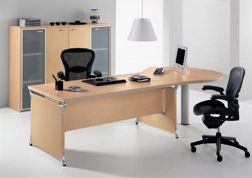 Mobilier pentru birouri executive DELLA VALENTINA OFFICE - Poza 2