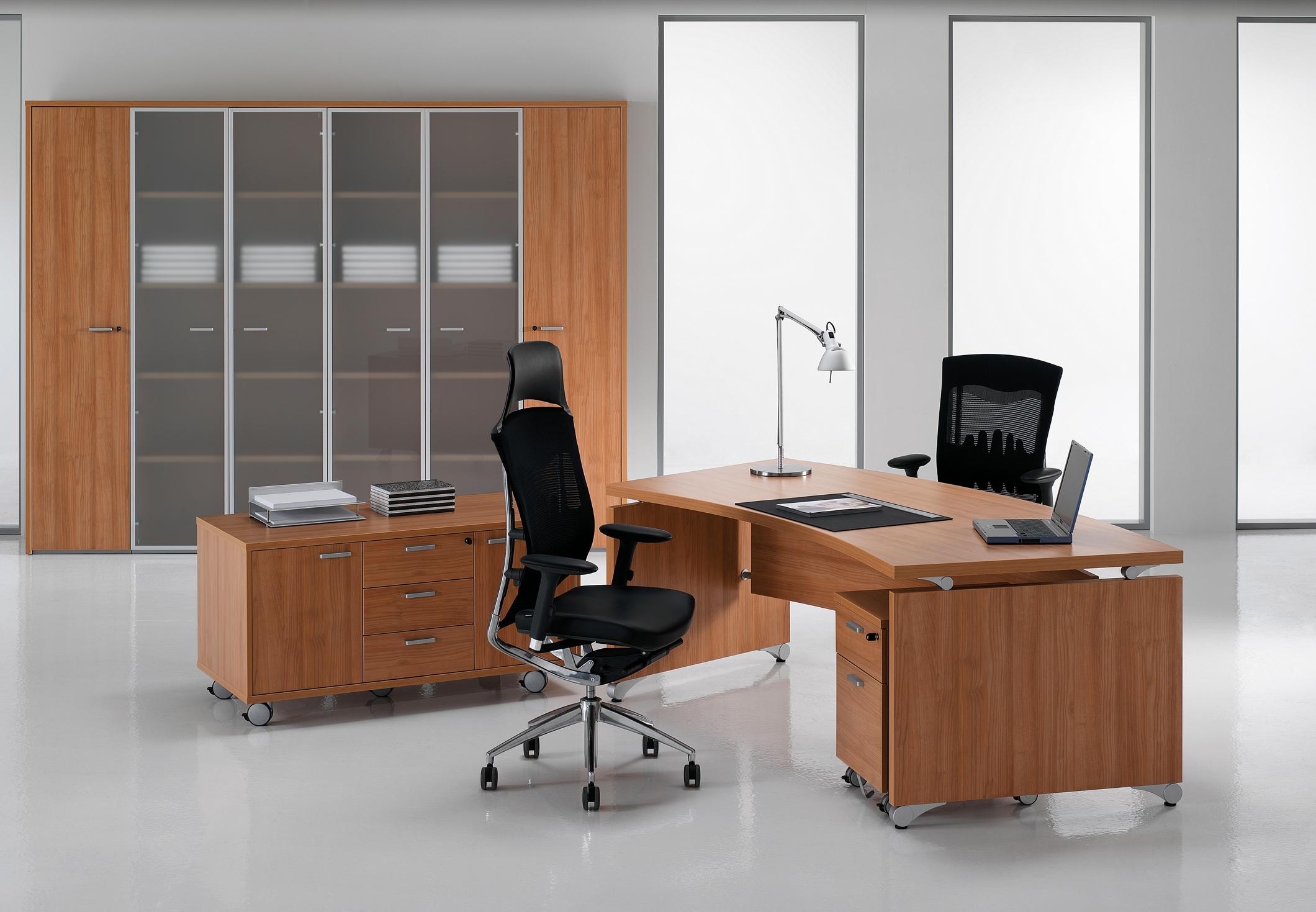 Mobilier pentru birouri executive DELLA VALENTINA OFFICE - Poza 3