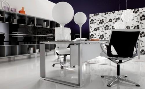 Exemple de utilizare Mobilier pentru birouri executive DELLA VALENTINA OFFICE - Poza 4