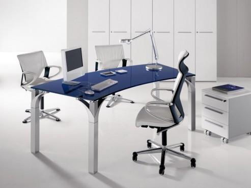 Exemple de utilizare Mobilier pentru birouri executive DELLA VALENTINA OFFICE - Poza 7