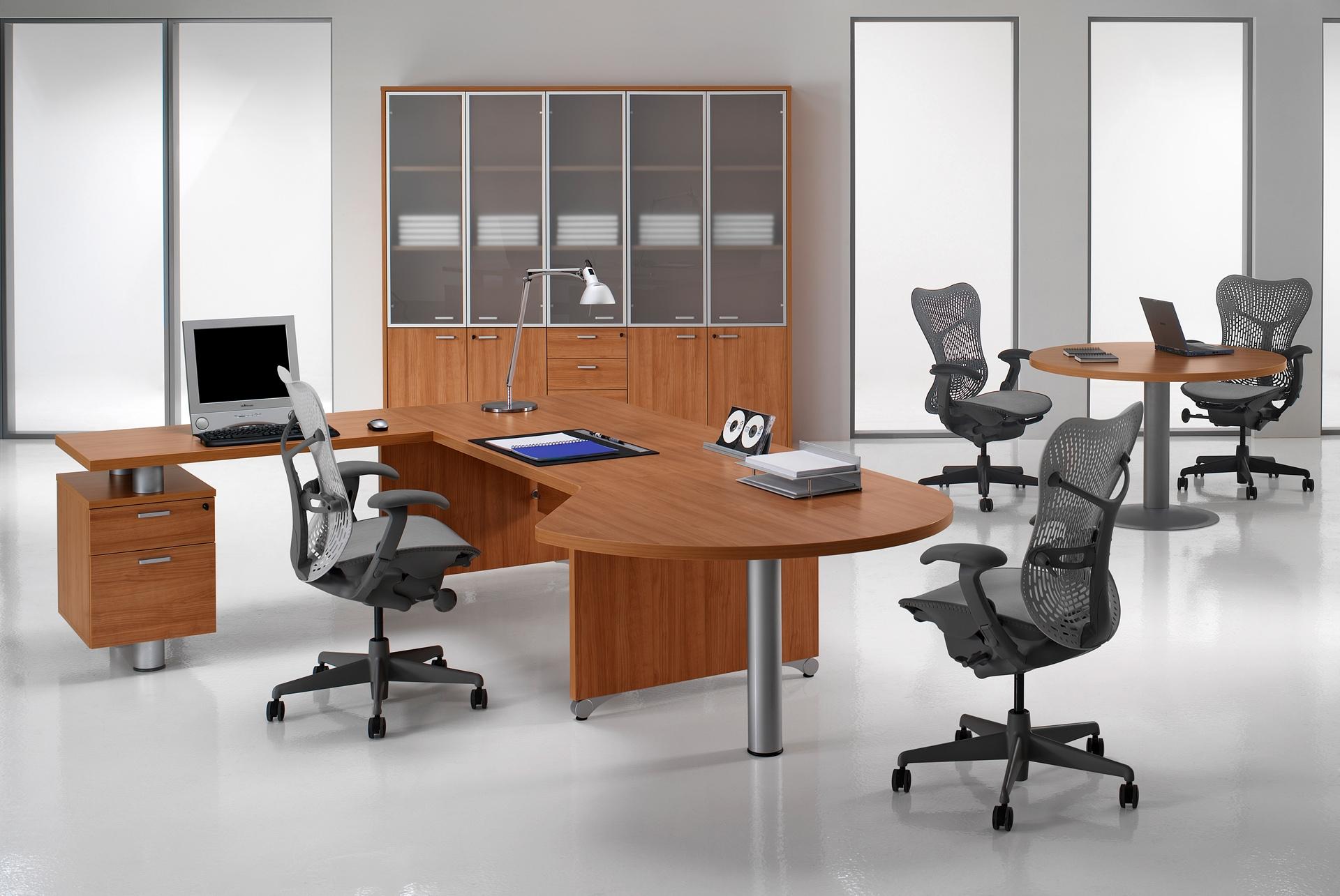 Mobilier pentru birouri executive DELLA VALENTINA OFFICE - Poza 8