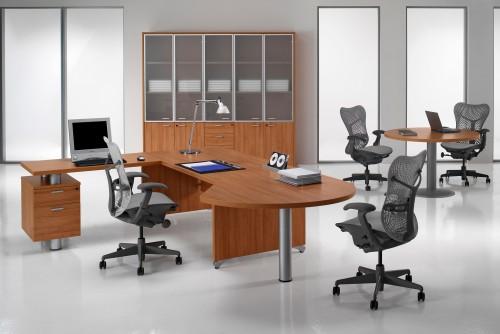Exemple de utilizare Mobilier pentru birouri executive DELLA VALENTINA OFFICE - Poza 8