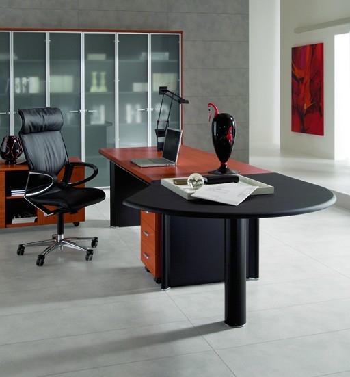 Mobilier pentru birouri executive DELLA VALENTINA OFFICE - Poza 9