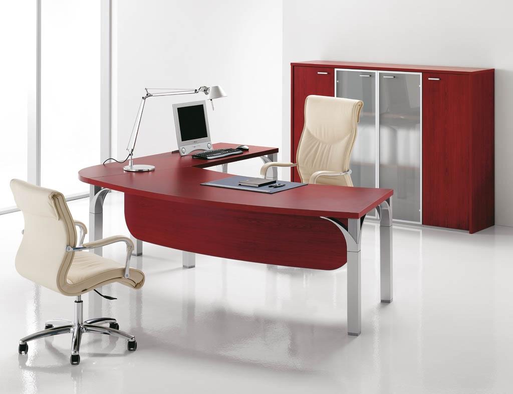 Mobilier pentru birouri executive DELLA VALENTINA OFFICE - Poza 10