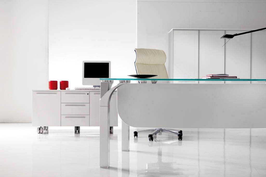 Mobilier pentru birouri executive DELLA VALENTINA OFFICE - Poza 15