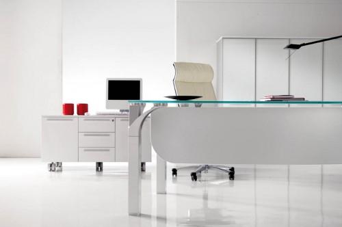 Exemple de utilizare Mobilier pentru birouri executive DELLA VALENTINA OFFICE - Poza 15