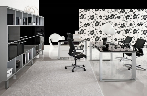 Mobilier pentru birouri executive DELLA VALENTINA OFFICE - Poza 16