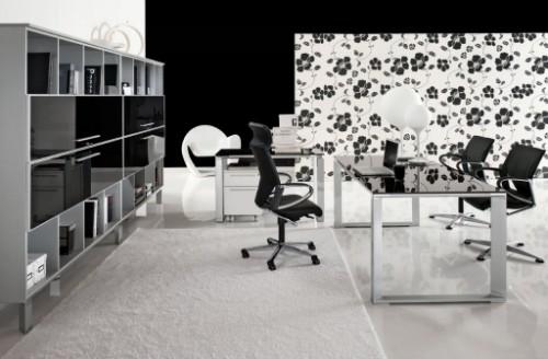 Exemple de utilizare Mobilier pentru birouri executive DELLA VALENTINA OFFICE - Poza 16