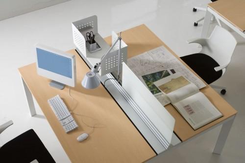 Exemple de utilizare Mobilier pentru birouri operative DELLA VALENTINA OFFICE - Poza 1